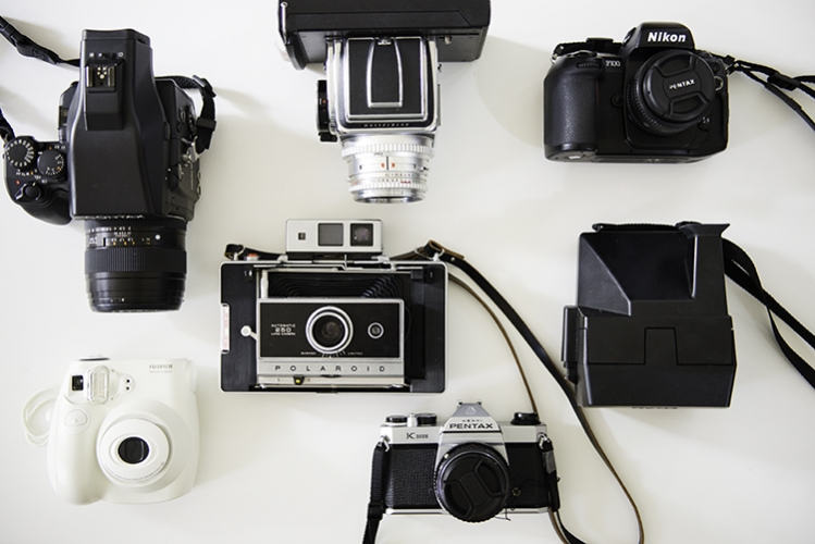 Azzari Jarrett Film Cameras