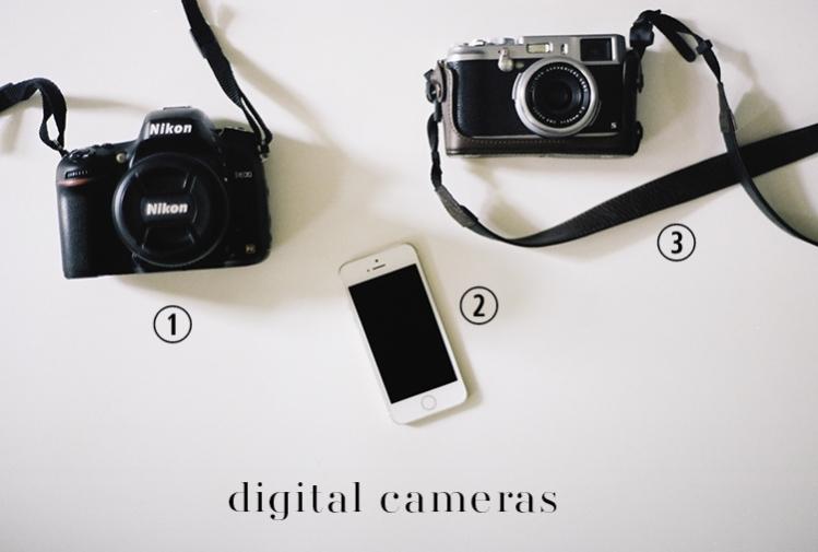 Azzari Jarrett - Digital Cameras